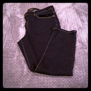 Michael Kors Size 14 Cropped skinny Jean